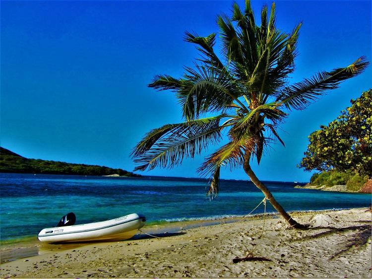 Petit Bateau Cay