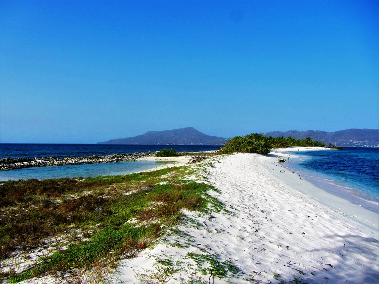 Sandy Island at Carriacou