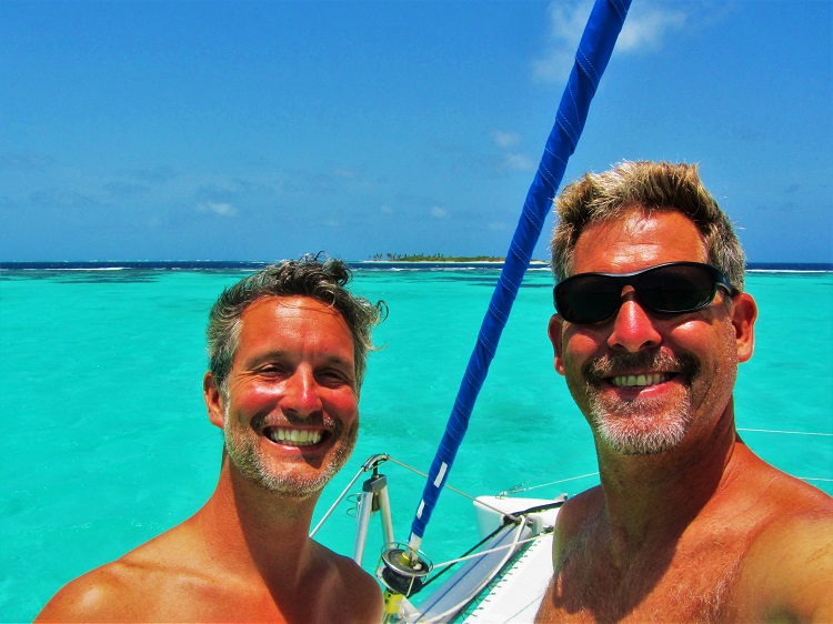 Tobago Cays with Steve
