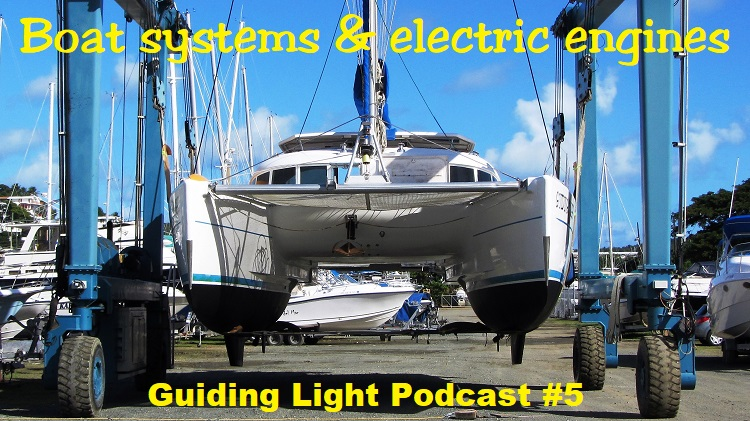 Boat Systems & Electric Motors Podcast