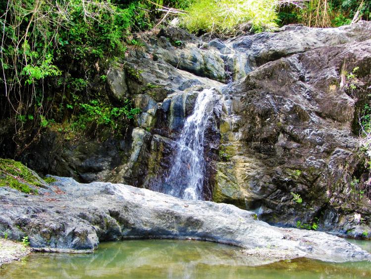 Green Hill Waterfall 2