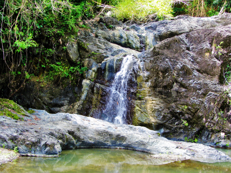 Green Hill Waterfall 2