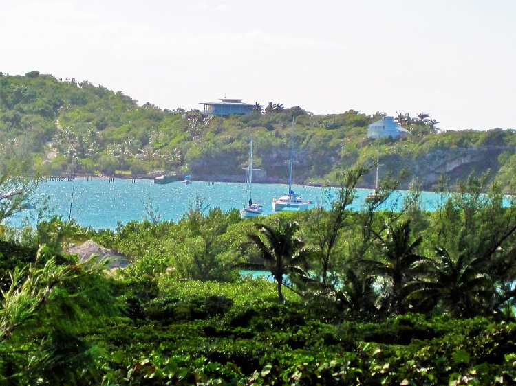 Abacos - Little Harbour - Anchorage