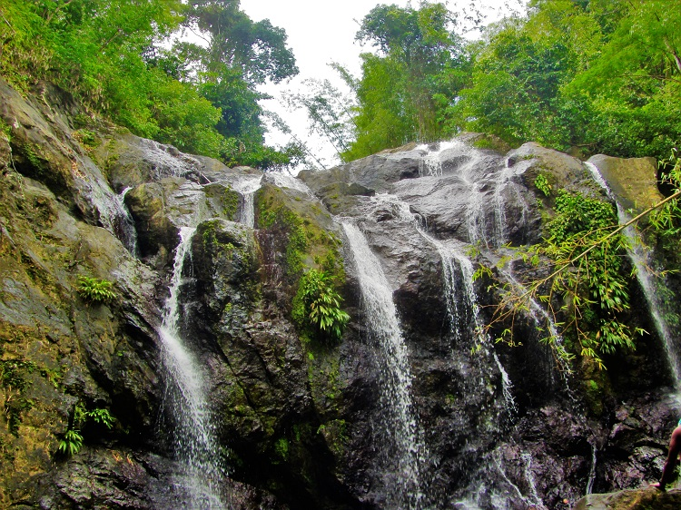Tobago - Argyle Waterfall