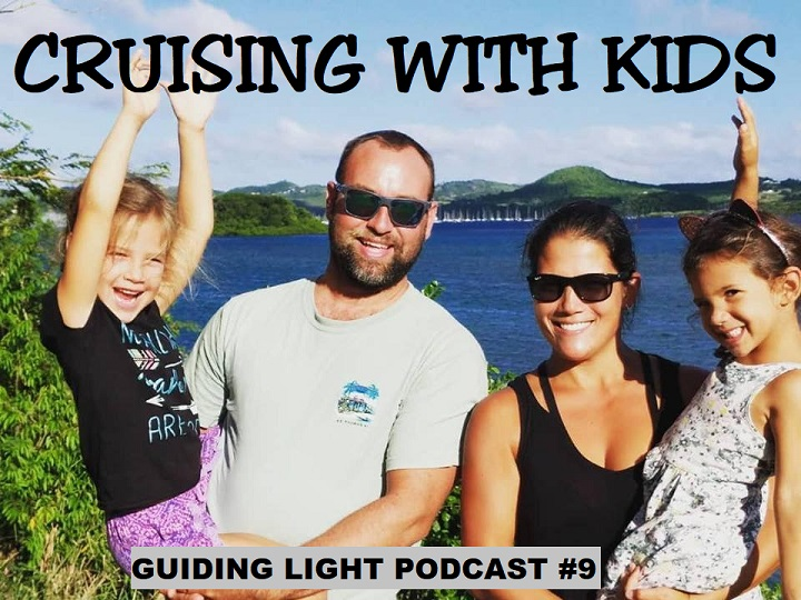Mike Bayer - Cruising With Kids & Traveling SE Asia and Africa
