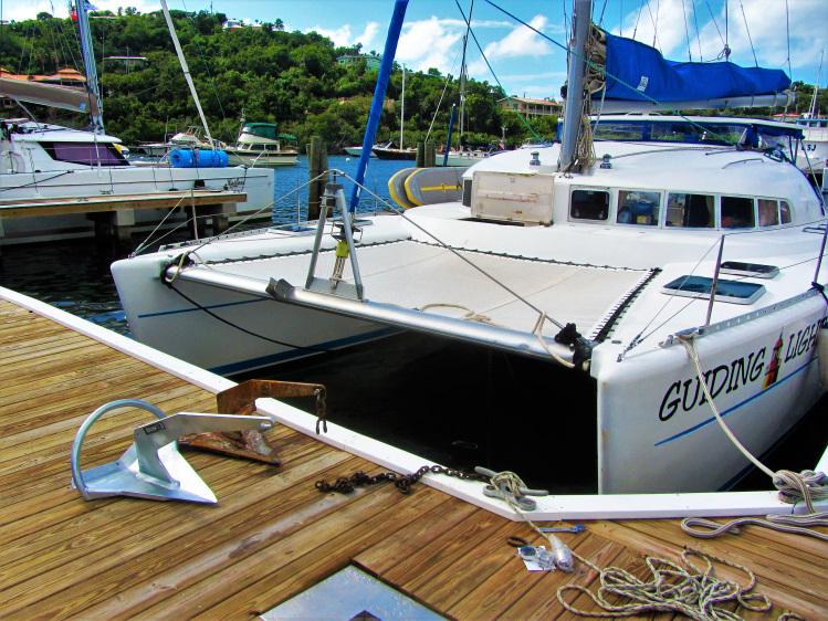 Rocna anchor 1