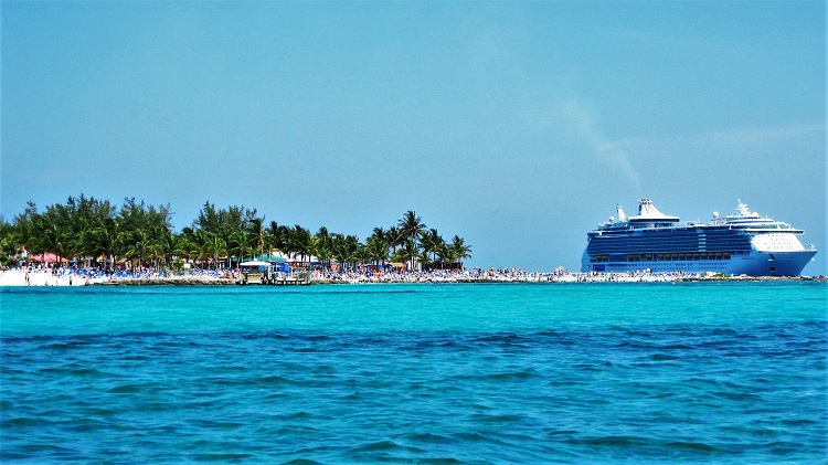 Cruise Ship Private Islands 1
