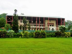 Royal Botanic Garden - presidential house