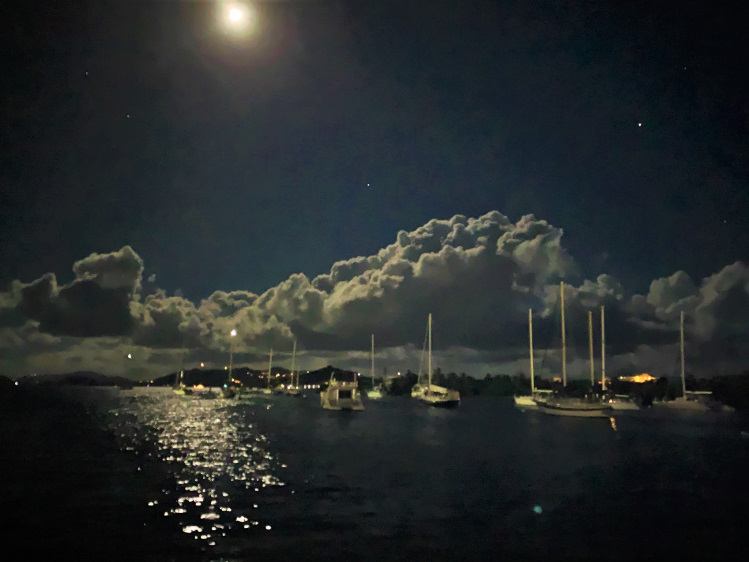 POTD - Full Moon At Night