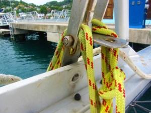 Sail to Grenada 2