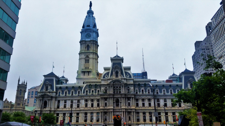 Philadelphia City Hall 1