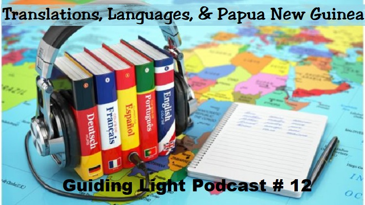 12 Translations, Language, Paupua New Guinea