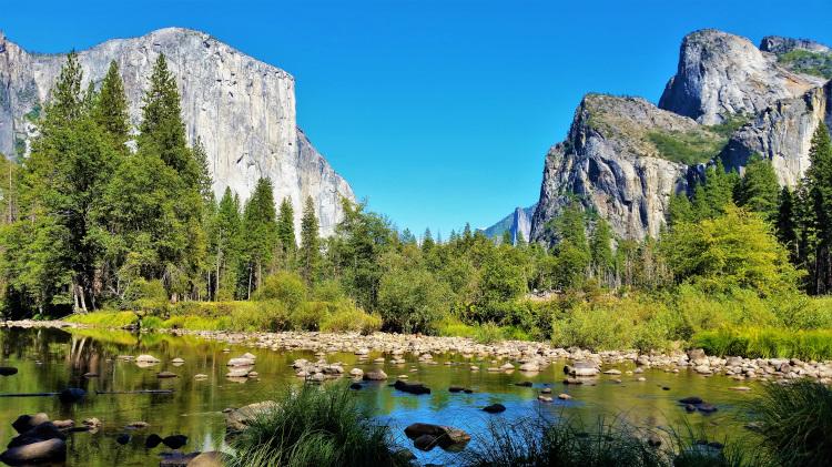 Yosemite Valley POTD