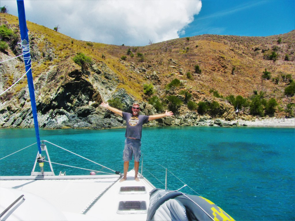 BVI - Great Tobago Island POTD