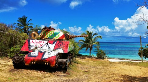 Culebra - Flemenco Beach 1