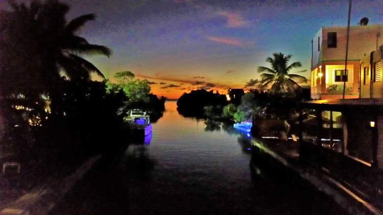 Culebra - Night Time POTD