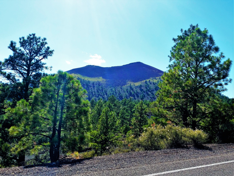 Sunset Crater Volcano National Monument 1