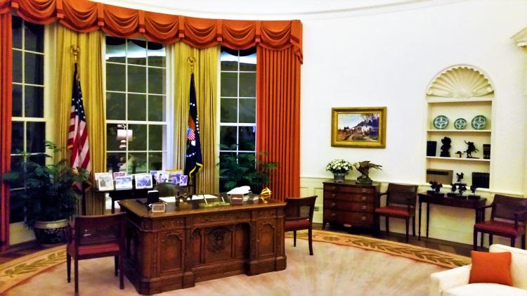 Ronald Reagan Presidential Library 3