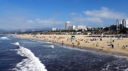 Santa Monica Pier 4