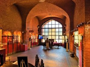 King's Gate interior