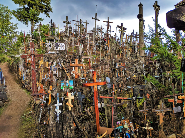 Lithuania - Hill Of Crosses 4