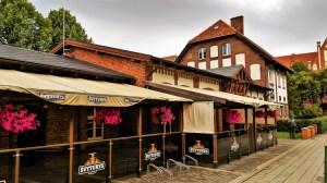 Lithuania - Klaipėda - Bike Friendly Hostel