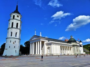 Lithuania - Vilnius - Cathedral 1