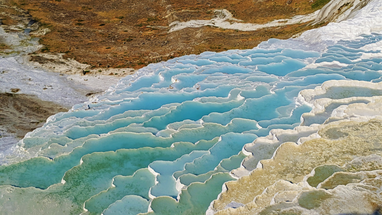 Turkey - Pamukkale - Pools 1 POTD