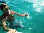 Exploring the underwater world