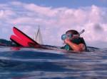 Yea snorkel time