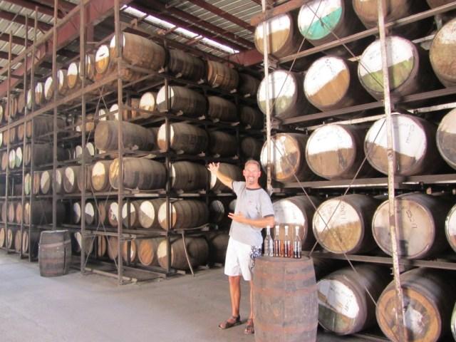 USVI - St Croix - Cruizan Rum Factory