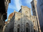 Church in Florence with the largest dome