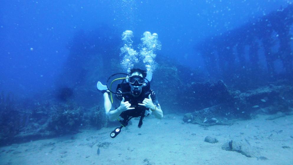 Charter - Scuba Diving