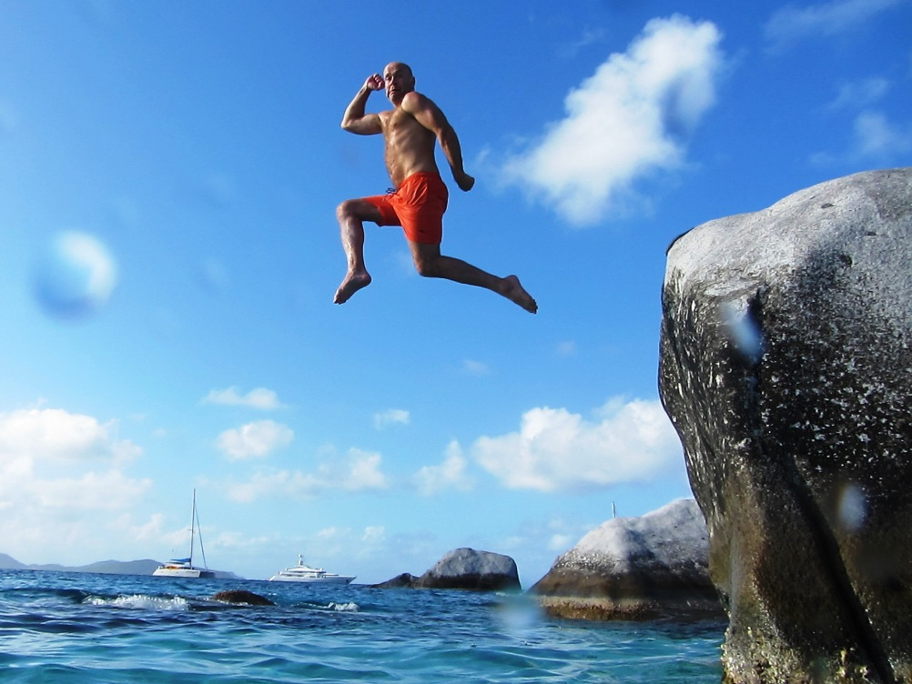 Charter - Trond Jumping