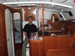 My first bareboat charter