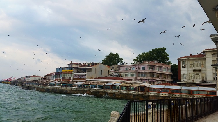 Turkey - Istanbul - Princess Islands - Wharf