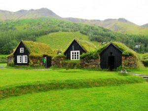Iceland - 3 Skogar Museum- Farm Stead