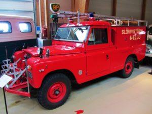 Iceland - 3 Skogar Museum- Fire Truck