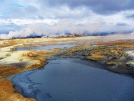 Iceland - 5 Hverir - Mud Pool