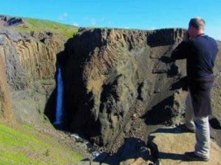 Iceland - 5 Litlanesfoss With Me