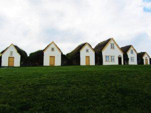 Iceland - 6 Glaumbaer Turf House - Exterior - Front