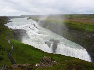 Iceland - 8 Gullfoss