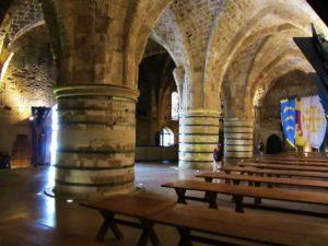 Israel - Akko - Crusader Castle - Great Hall