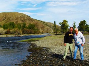 mongolia-3-dad-i-at-stream-we-crossed