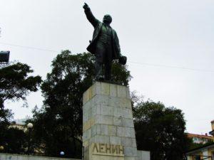 russia-vladivostok-lenin