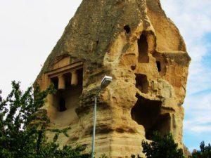 turkey-cappadocia-roman-building
