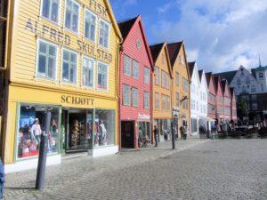 Bergen - Wooden Houses