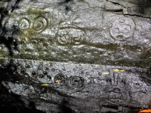 Petroglyphs - At Water