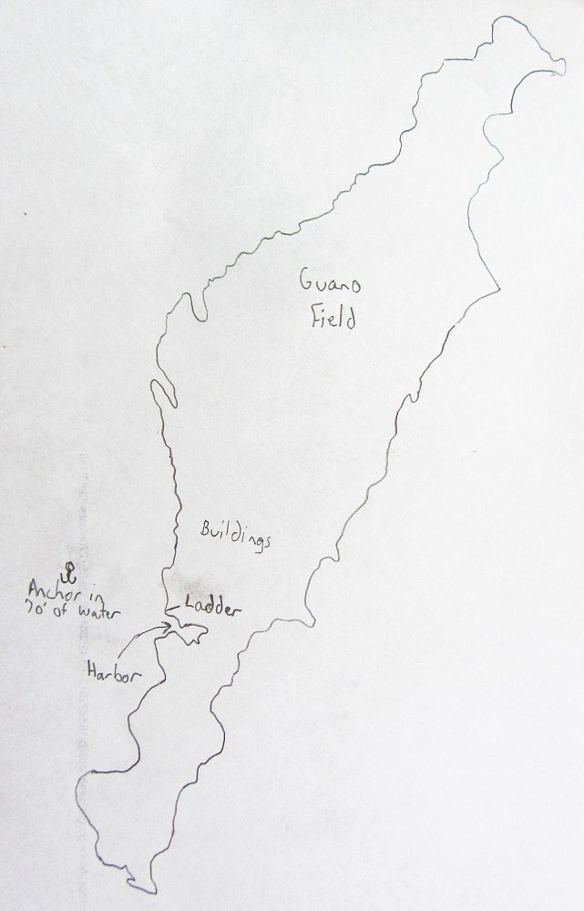 Sombrero sketch chart