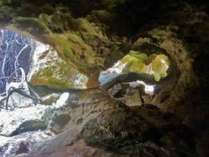 Indian Cave in Barbuda 2